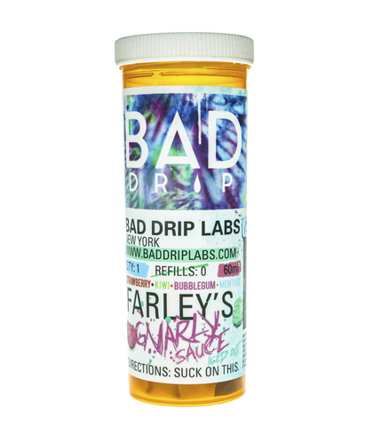 Bad Drip Жидкость Farley's Gnarly Sauce Iced Out