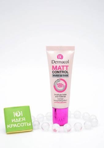 Dermacol MATT CONTROL MAKE-UP BASE Матирующая база под макияж
