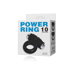 Виброкольцо Power Ring 10 (d. 2.5 см)