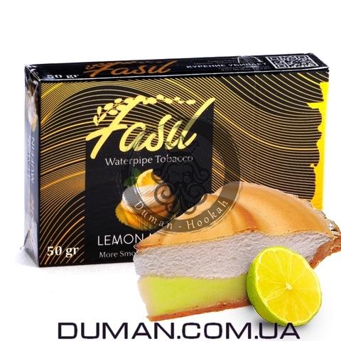Табак Fasil Lemon Muffin (Фасил Лимонный Маффин)