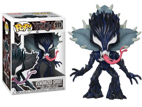 Venomized Groot Funko Pop! || Веномизированный Грут