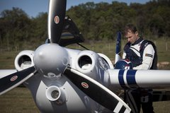 mars ATL-15 rescue parachute