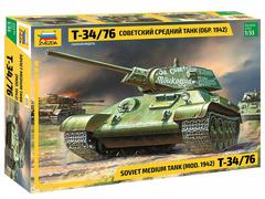 Танк «Т-34/76» образца 1942 г.