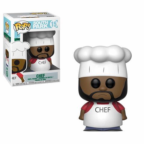 Фигурка Funko POP! Vinyl: South Park W2: Chef 32859