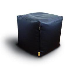 Пуфик куб Черный