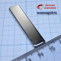 Неодимовый магнит (призма) 50х10х3 мм
