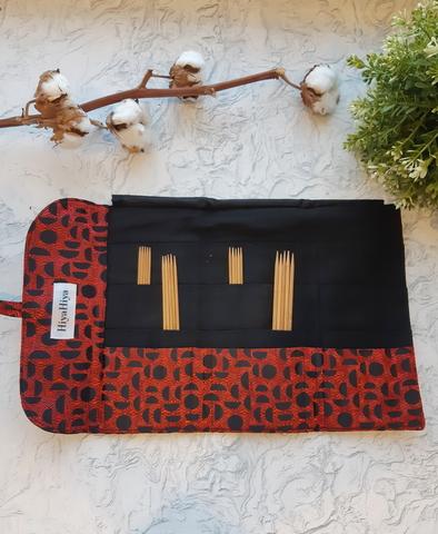 Спицы чулочные бамбук HiyaHiya купить
