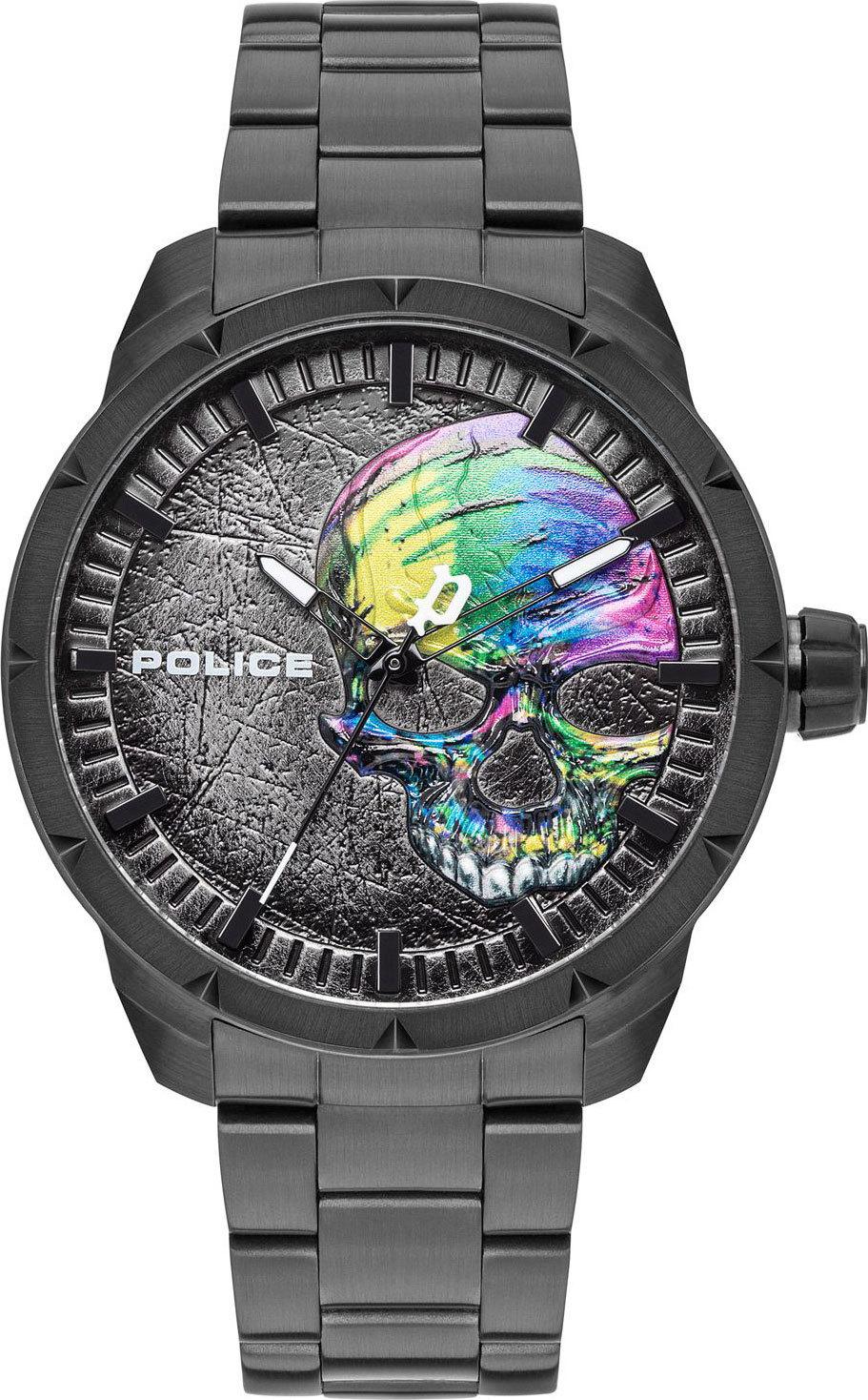 Часы мужские Police PL.15715JSB/78M Jet