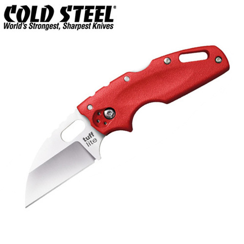 Нож Cold Steel модель 20LTR Tuff Lite Plain Edge Red