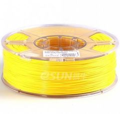 Пластик ABS ESUN 1.75 мм 1кг., желтый (ABS175Y1)