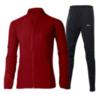 Женский костюм для бега Asics Woven WindBlock (110426 6010-121129 0904) красный фото