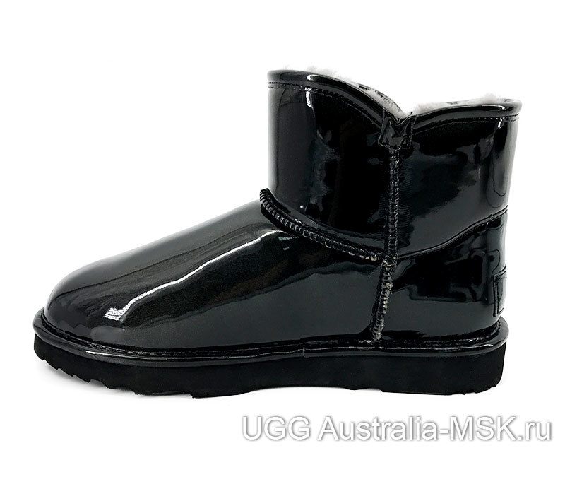 UGG & Jimmy Choo Mini  Black