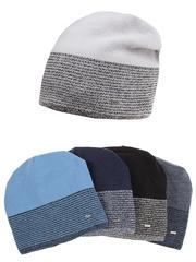 F20-10 шапка детская, цветная (флис)