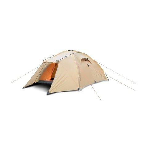 Кемпинговая палатка Trimm Trekking Tornado, 4 (песочная)