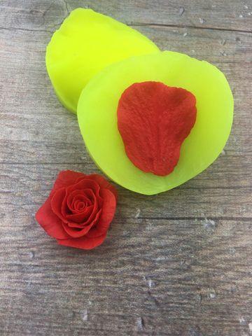 Молд Лепесток большой Розы