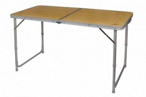 Стол складной TOURIST (алюминий), TF-800