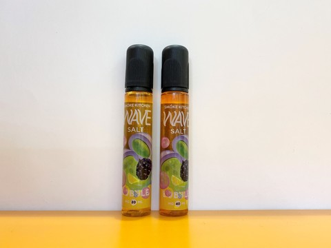 Wave BUBBLE salt 30мл by Smoke Kitchen