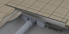 Душевой лоток 105 см Ravak Floor OZ X01432 фото