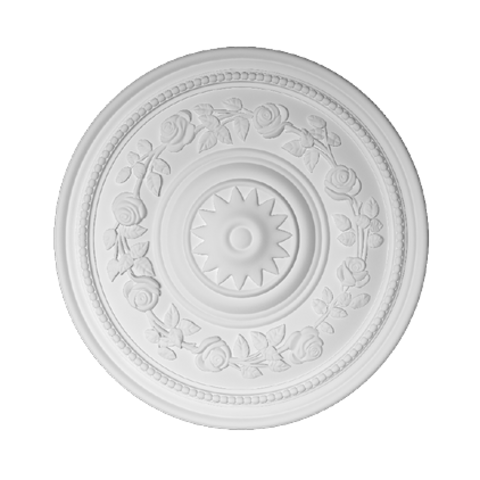 Розетка Европласт из полиуретана 1.56.038, интернет магазин Волео
