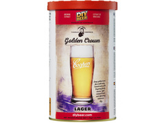 Солодовый экстракт COOPERS Thomas Coopers Golden Crown Lager 1,7 кг