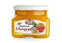 Варенье из мандарина, 430г