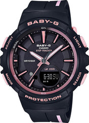 Наручные часы Casio Baby-G BGS-100RT-1A с шагомером
