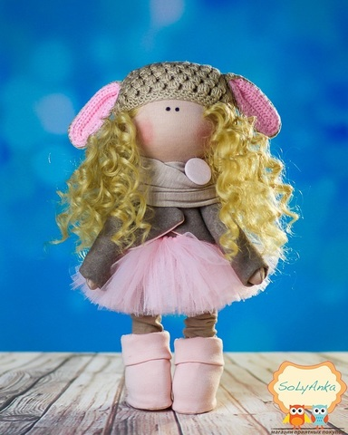 Кукла Варвара из коллекции - Fairy doll