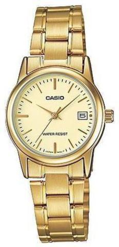 Купить Наручные часы Casio LTP-V002G-9A по доступной цене