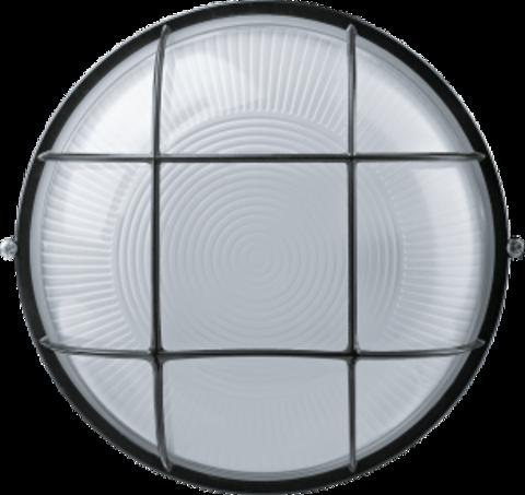 Светильник пылевлагозащитный черный Navigator NBL-R2-100-E27