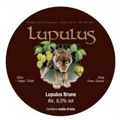 Пиво Lupulus Brune