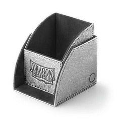 Dragon Shield - Серо-чёрная коробочка Nest (100 карт)