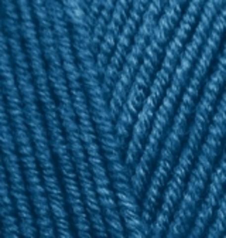 Alize Lanagold Темно бирюзовый 155 (5 шт.)