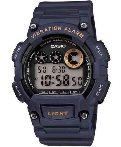 Купить Наручные часы Casio W-735H-2A по доступной цене
