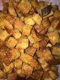 Сухарики с чесноком 250 гр. от Злата Рожь