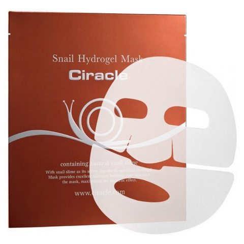 CIRACLE Маска для лица улиточная гидрогелевая Ciracle Snail Hydrogel Mask 25гр