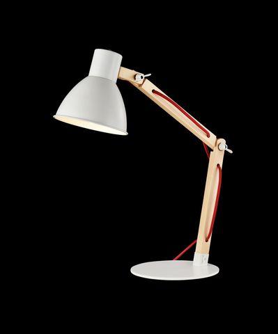 Настольная лампа Maytoni Apex Z147-TL-01-W