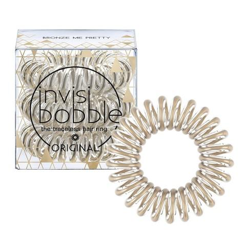 Резинка-браслет для волос Time to Shine Bronze me Pretty | Invisibobble