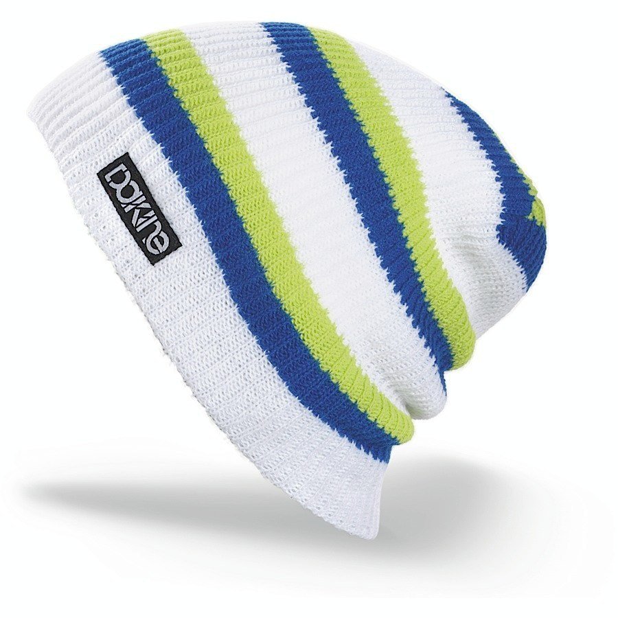 Детские шапки Шапка Dakine Zeke White Stripe 10.jpg