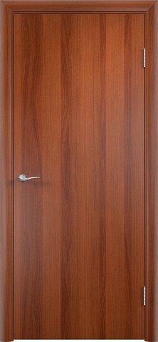 Дверь Сибирь Профиль ДПГ, цвет итальянский орех, глухая