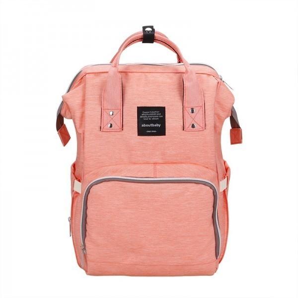 c6caa0d7374b Сумка-Рюкзак для мамы Baby Mo с зарядным устройством