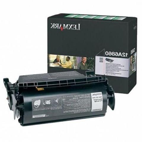 Картридж для принтеров Lexmark T620/T622 черный (black). Ресурс 10000 стр (12A6860)