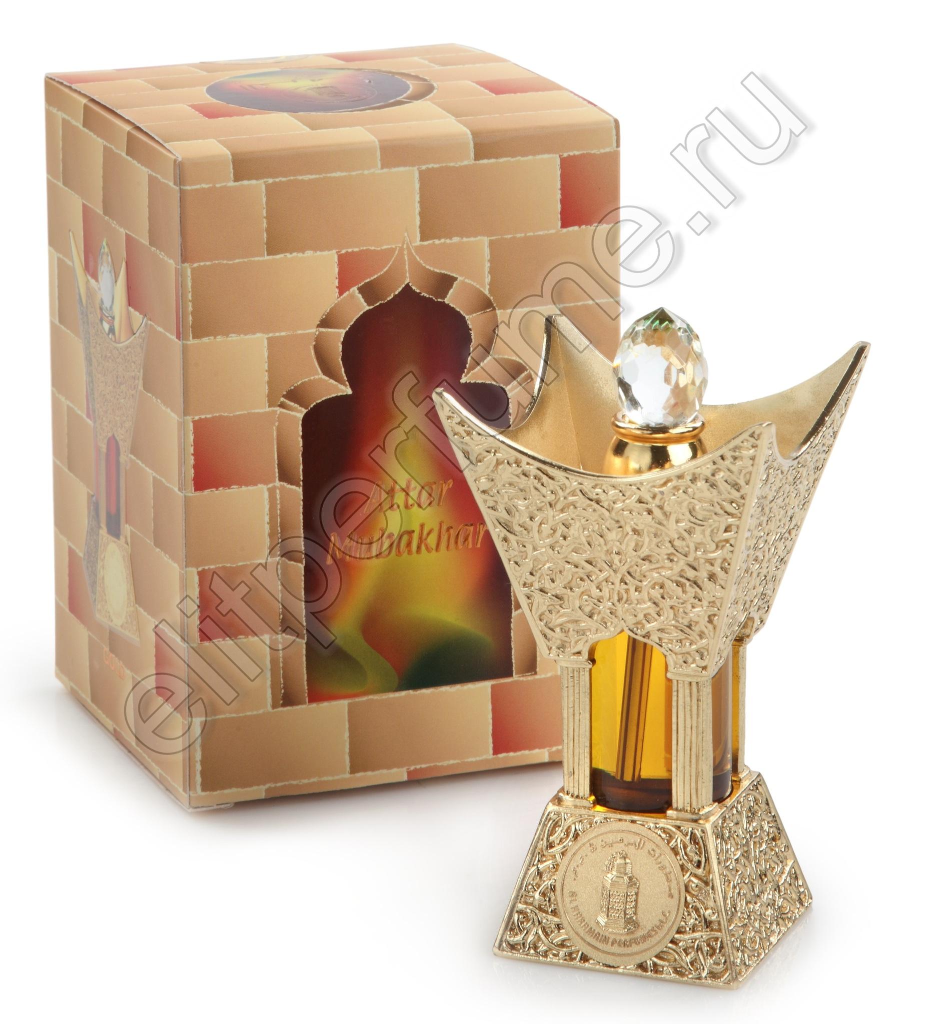 Пробники для духов Аттар Мубахар Attar Mubakhar 1 мл арабские масляные духи от Аль Харамайн Al Haramin Perfumes