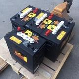 Аккумулятор Crown CR305HD ( 6V 305Ah / 6В 305Ач ) - фотография