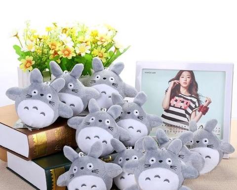 Брелок Totoro plush toy