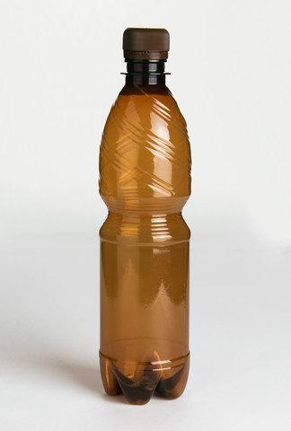 Бутылка 0,5 л коричневая