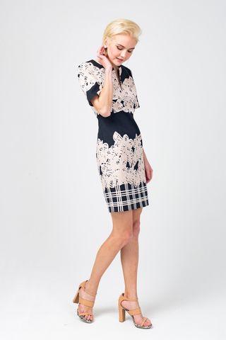 Платье З351-387