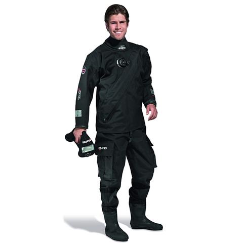 Сухой гидрокостюм MARES TECH FIT LX