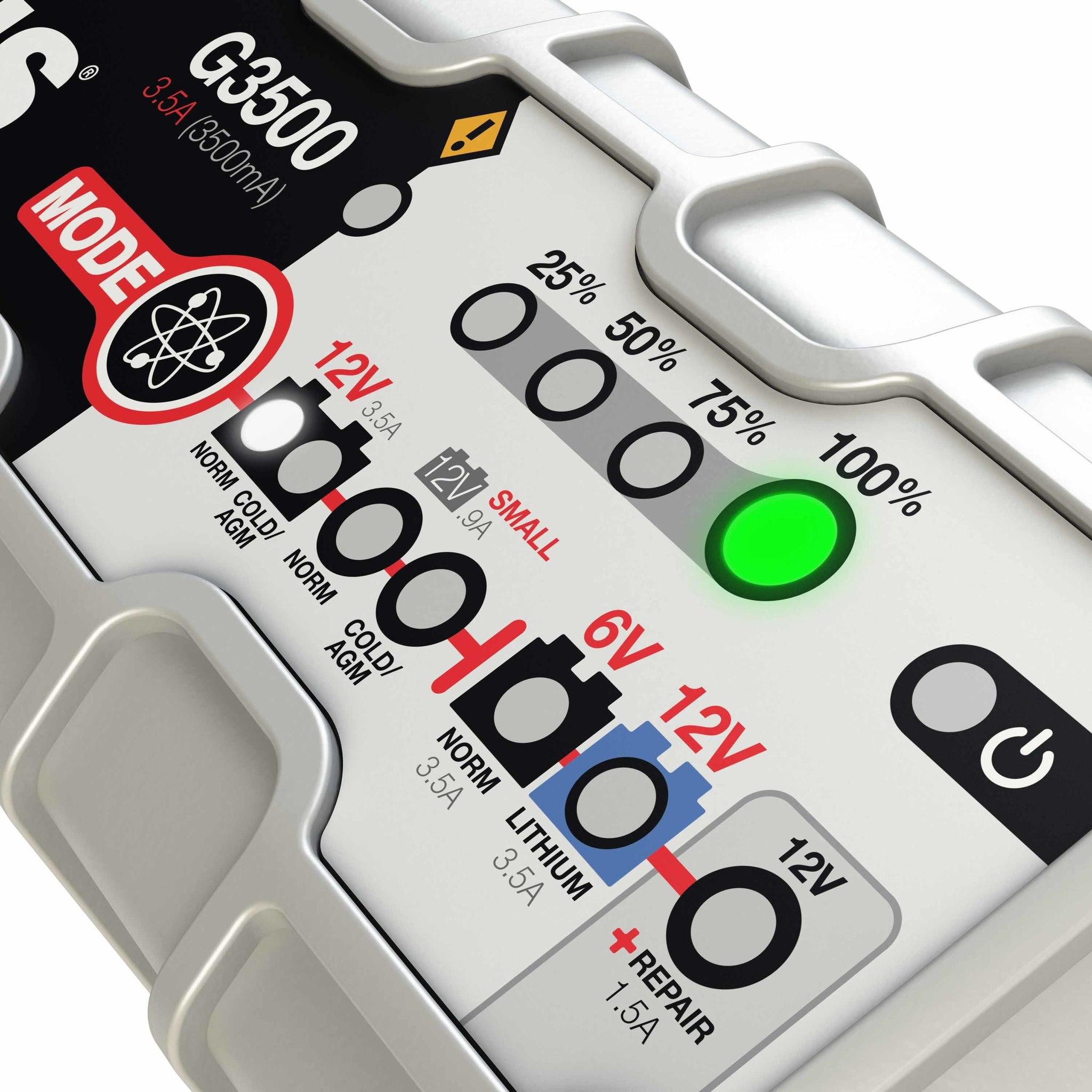 Зарядное устройство NOCO Genius G3500EU
