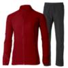 Женский костюм для бега Asics Woven 110426 6010-121300 0904 красный