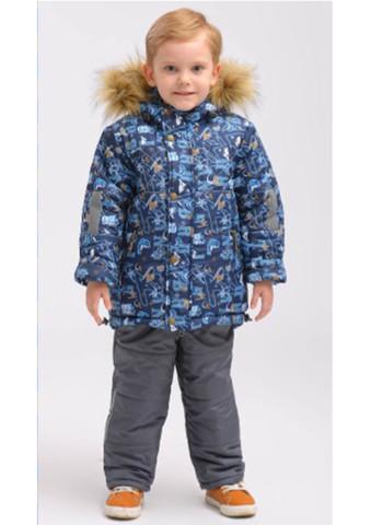 DAY Комплект для мальчика зимний S3238